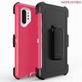 Samsung Galaxy NOTE10 PRO Bumper Shockproof Case