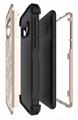 Samsung S10E Glitter Contrast Color Cases for Fashion Good Girl