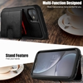 Wallet Case Wallet Bumper Shockproof Case Compatible with iPhone 11 Pro Max