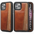 High Quality Leather Card Horder Case Compatible With New iPhone 11 Pro Max
