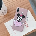 Cartoon Phone Case for iPhone Samsung Huawei Cell Phone