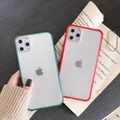 Skin Feeling PC+TPU Phone Cases Anti Fall Protection Case