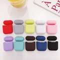 Cheap Solid Color Bluetooth Airpods Protective Case
