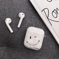 Smile Shell Pattern Earphone Cover for Apple Airpods