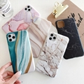 IMD Marble Froasted Case Protective Phone Cover