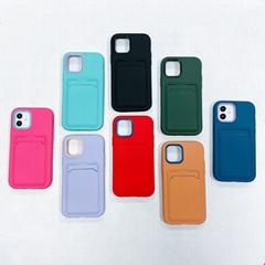 popular card slot tpu phone case (Hot Product - 1*)