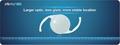 Aspheric big optic Intraocular Lens(IOL)