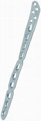 Humeral supracondylar compression locking bone plate(L/R)