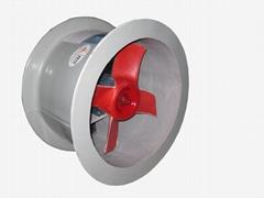 廠家直銷玻璃鋼軸流風機