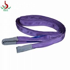 1T 涤纶扁平环眼吊装带