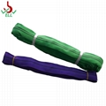 3T polyester webbing Round sling for lifting