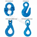 Lifting Chain sling EN818-4 with Swivel selflocking  hook -G100