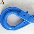 Eye self-lock Hook  chain sling -G100