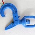 Swivel selflocking hook -G100