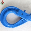 G100 component Clevis self-lock Hook for lifting chain sling -G100