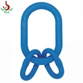 Rigging Master link Assembly for  chain sling -G100