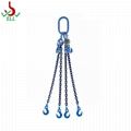 High quality Chain sling 3 or 4 legs alloy steel for lifting