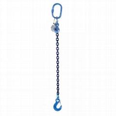 Single alloy steel chain sling  EN818-4  -G100