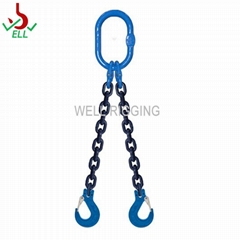 2T WLL alloy steel Lifting chain rigging sling 6mm - G100 (Hot Product - 1*)
