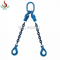 adjustable alloy steel Lifting chain rigging sling - G100
