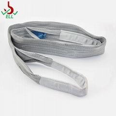4T 涤纶扁平环眼吊装带