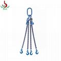 High strength Lifting chain multi-leg  assembly rigging sling - G100