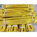 Nylon polyester web sling