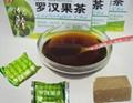 Monk Fruit tea in block shape