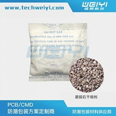 Montmorillonite Clay Desiccant