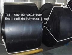 high quality fire retardant rubber conveyor belt