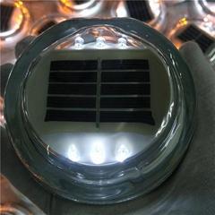 施路达夜晚桥梁专用太阳能玻璃道钉