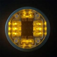 无线同步智能斑马线太阳能LED道钉