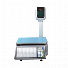 China Top Brand Scale Rongta RLS1000D Barcode Label Printing Scales