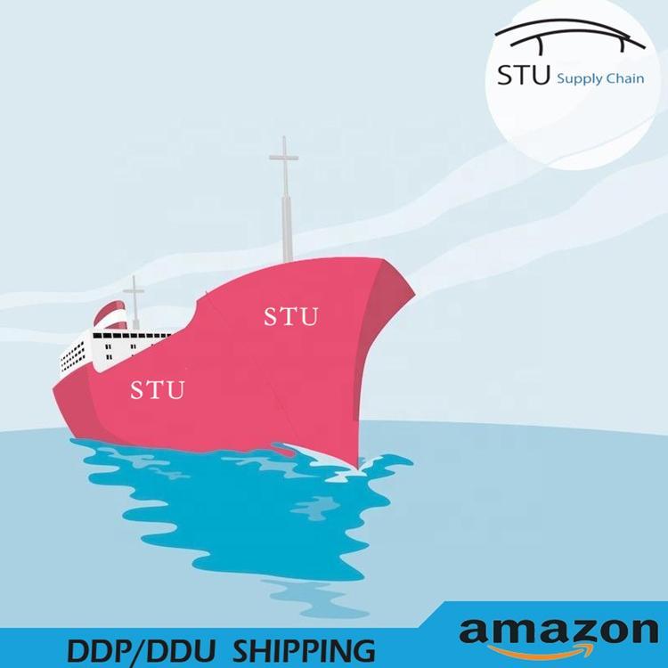 Shenzhen Freight Forwarder To USA FBA Door to Door Service  2