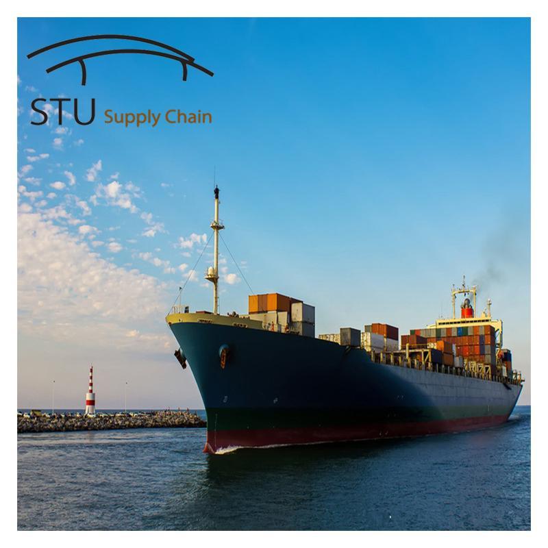 廣州到墨西哥港口專線到門整櫃到港門海運雙清 2