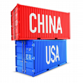 宁波上海到美国纽约港整柜散货到港海运双清服务 5
