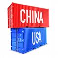 寧波上海到美國紐約港整櫃散貨到港海運雙清服務 5