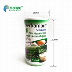 Eco friendly packaging tin cans