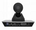 金微視4K 超高清HDbaseT+HDMI+網絡視頻會議攝像機 JWS700T 2