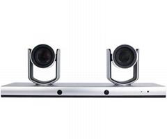 金微視雙云台高清智能語音跟蹤視頻會議攝像機 JWS200SE