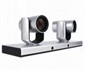 金微視雙云台高清智能語音跟蹤視頻會議攝像機 JWS200SE 2