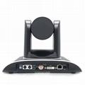 金微視高清DVI/SDI/網絡錄播會議攝像機 JWS900 2