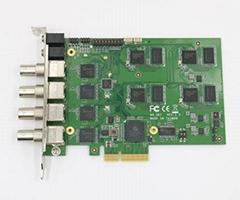 金微視4路高清SDI視頻採集卡 JWS-X4-SDI