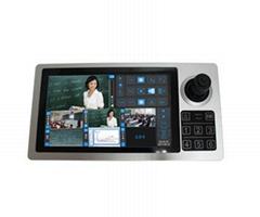 金微視便攜式高清視頻會議錄播一體機 JWS-S700
