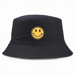 New product custom mens hat Bucket caps Cotton Popular Design hats