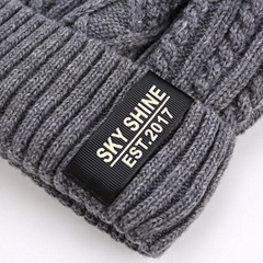 Factory Wholesale Winter Hat Women/Men Beanie Knitted Hat Warm Cool Beanie Caps