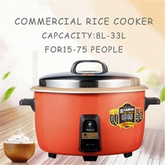 Big Pot Classic Series of Commercial Electric Rice Cooker