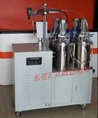 TF-780 A/B雙液自動混合精密定量真空灌膠機