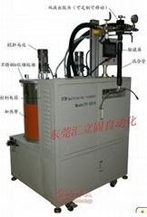 TF-780S 进口齿轮泵式AB胶自动混合静态灌胶机