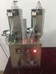 东莞310ML锂电池精密热熔胶机